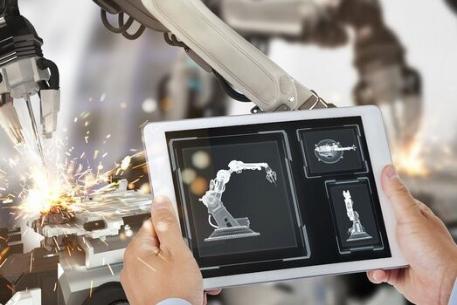 """工业机器人仍有很大加""""密""""空间 - 广州工业自动化展"""