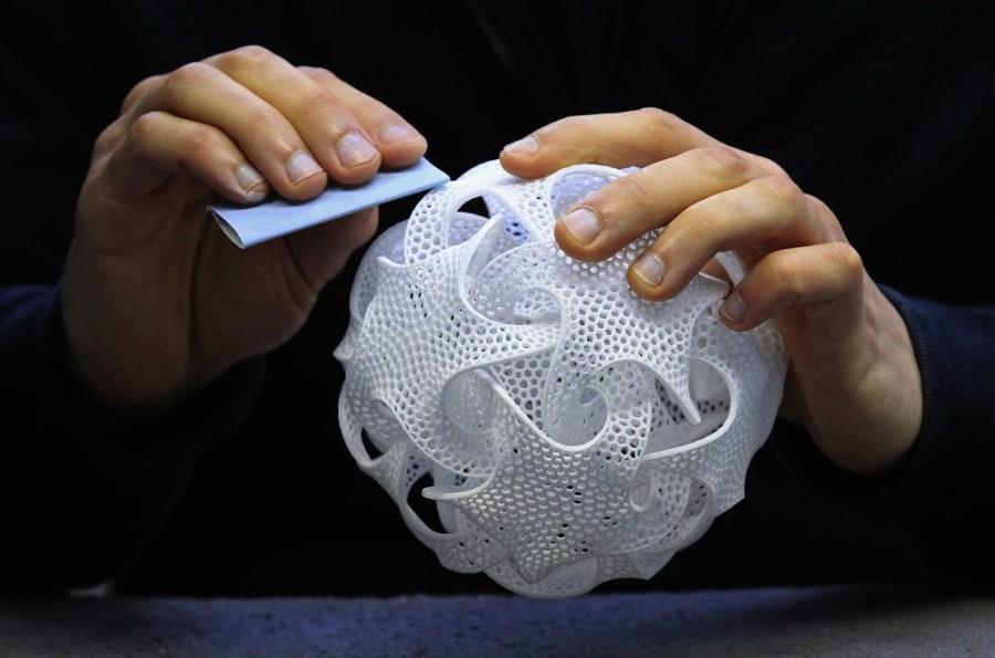 业内专家分析3D打印前景- 广州国际3D打印展
